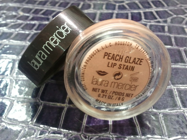 ... in a nice creamy nude shade. I like to layer this one over lipsticks