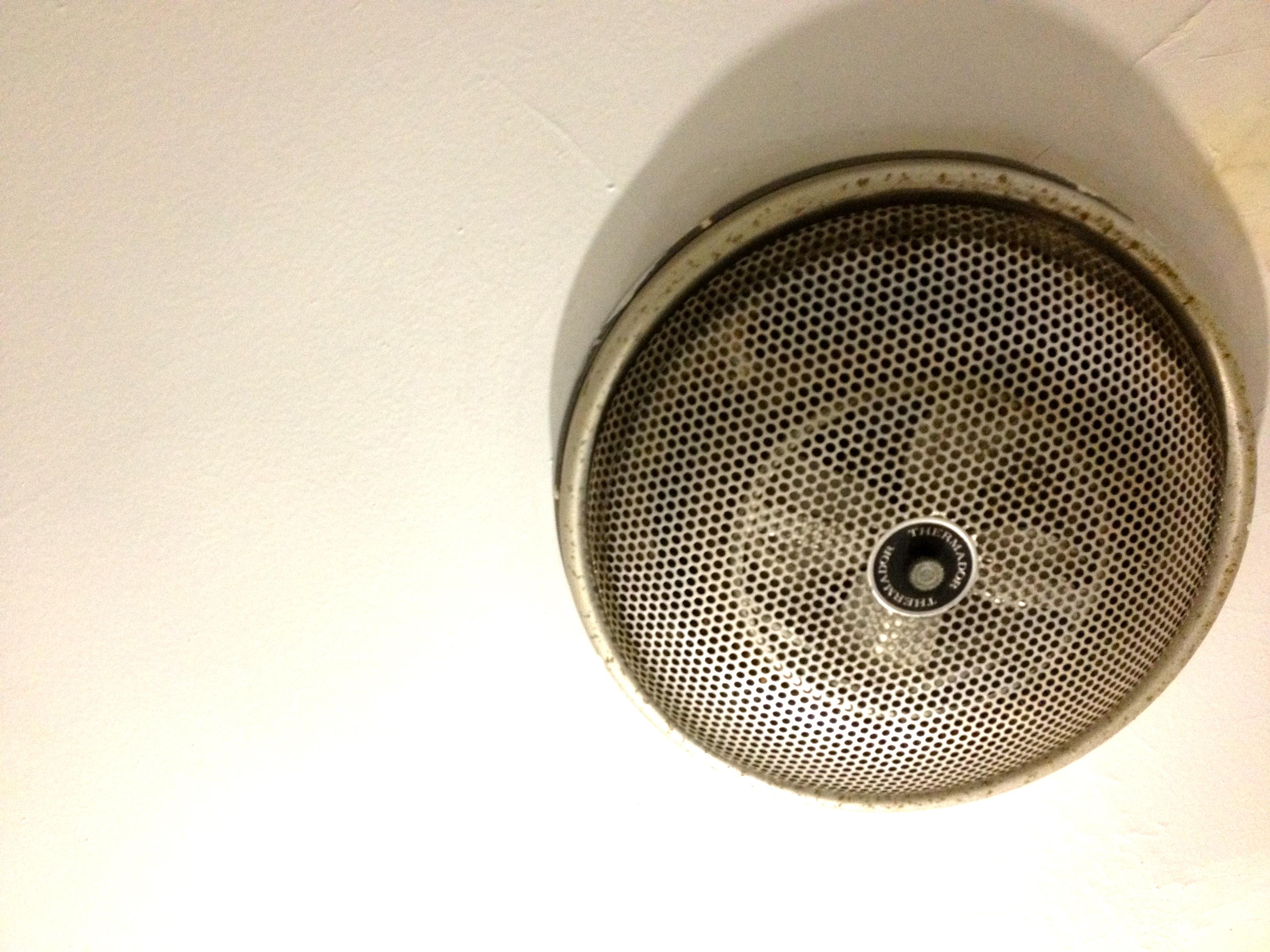 Bathroom heaters ceiling - The Ceiling Heater I